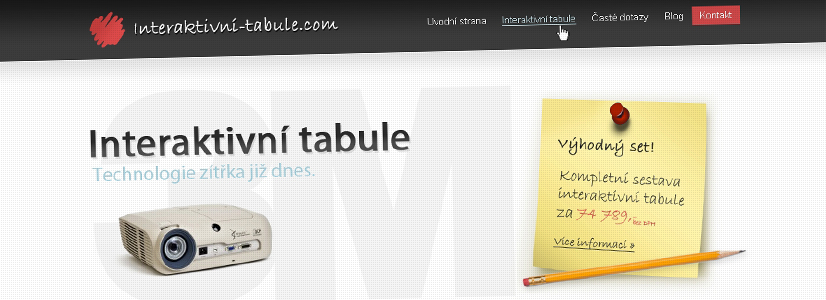3M Interaktivní tabule